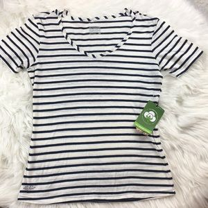 NWT Outdoor Research Striped Short Sleeve Top